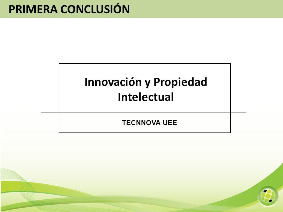 Innovación y Propiedad