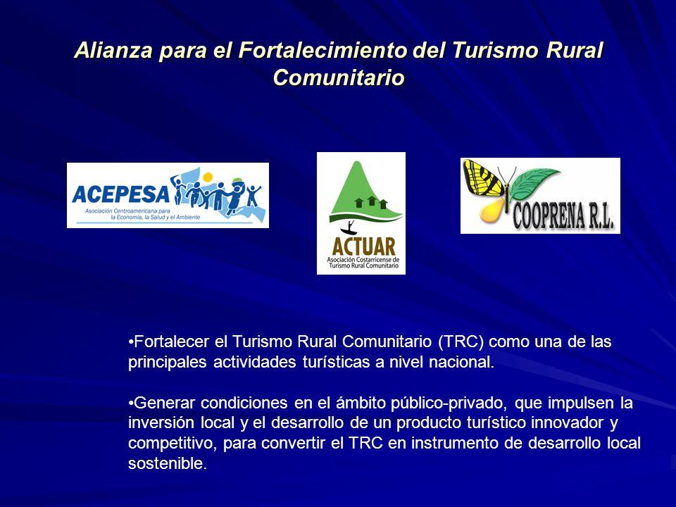 Alianza para el Fortalecimiento del Turismo Rural Comunitario