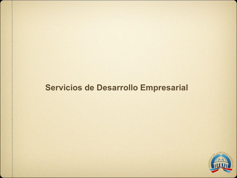Servicios de Desarrollo Empresarial