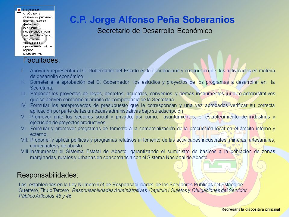C.P. Jorge Alfonso Peña Soberanios
