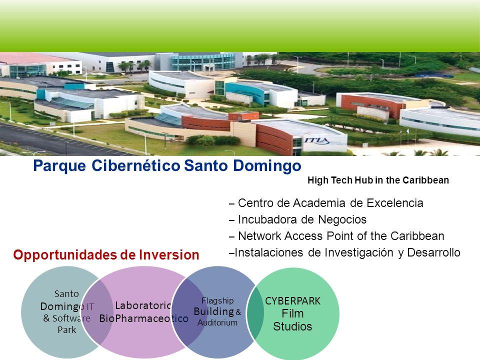 Parque Cibernético Santo Domingo