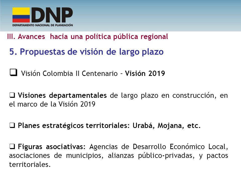 Visión Colombia II Centenario – Visión 2019