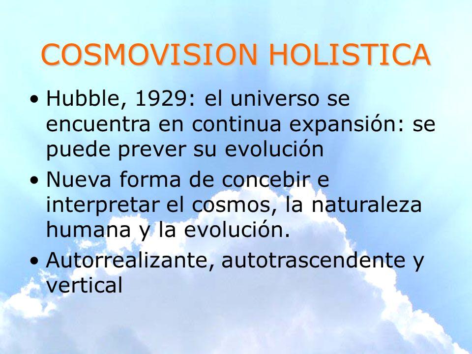 COSMOVISION HOLISTICA