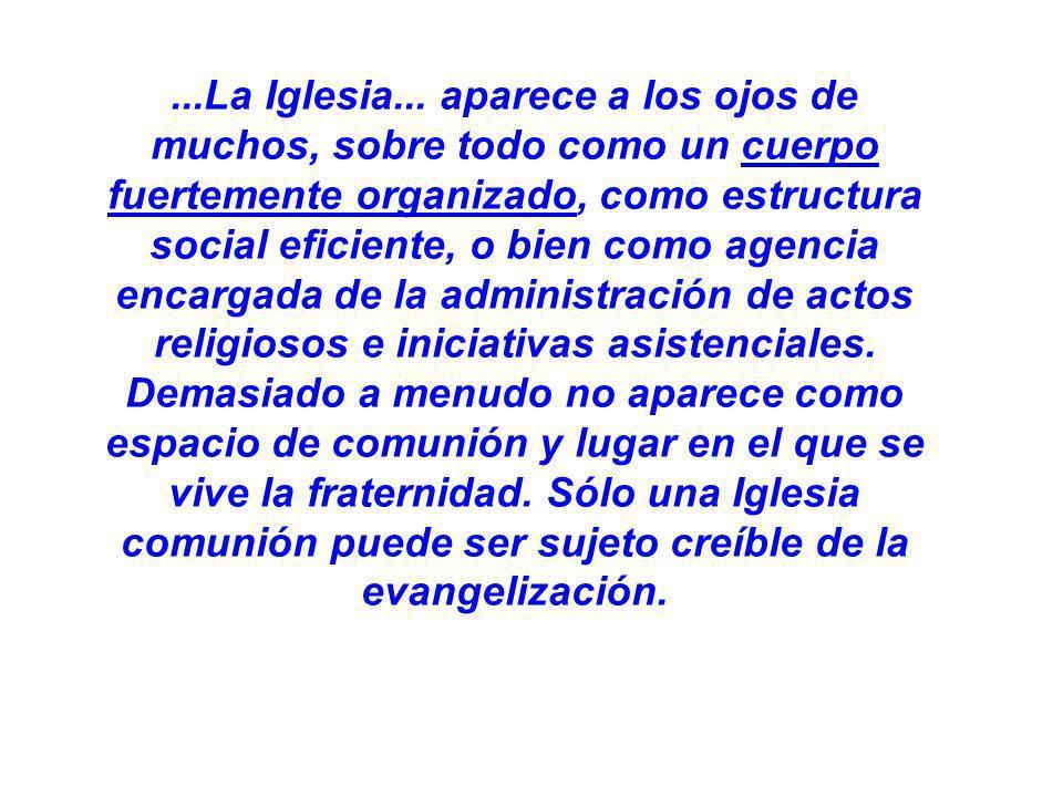 ...La Iglesia...