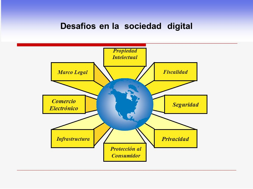 Desafios en la sociedad digital