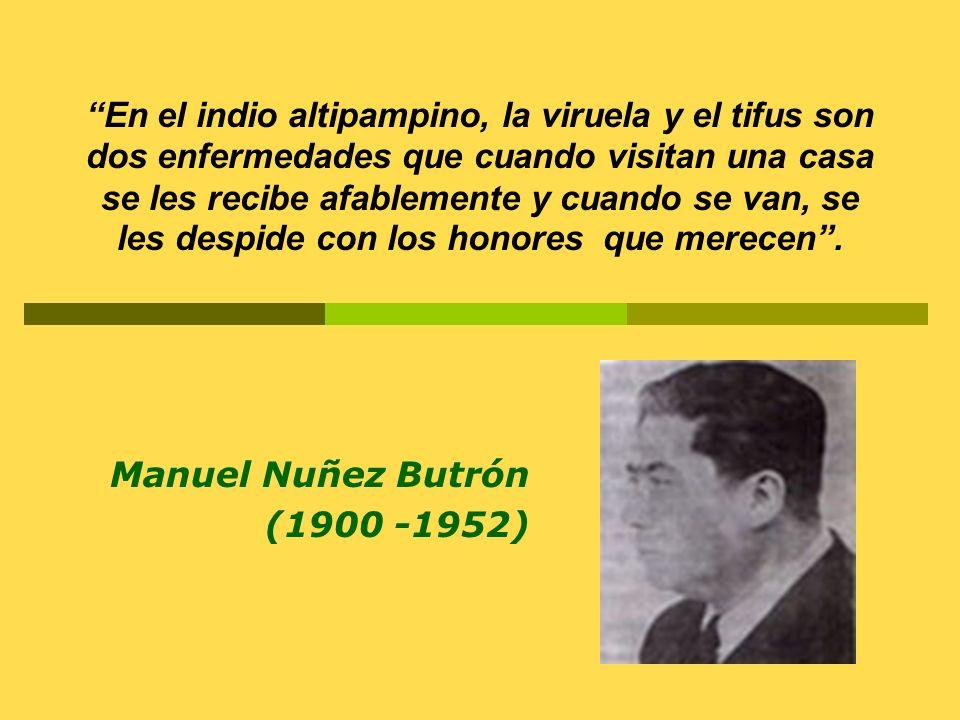 Manuel Nuñez Butrón (1900 -1952)