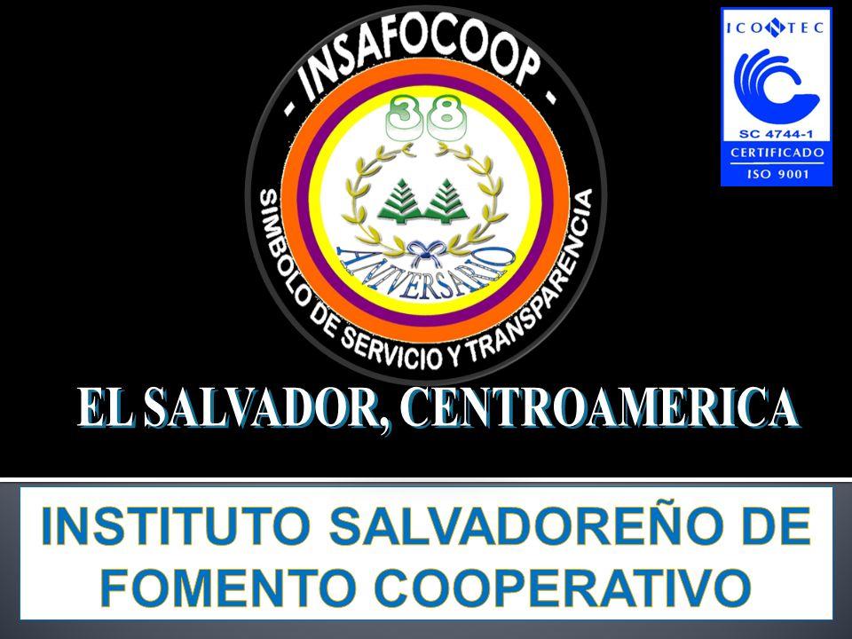 INSTITUTO SALVADOREÑO DE FOMENTO COOPERATIVO