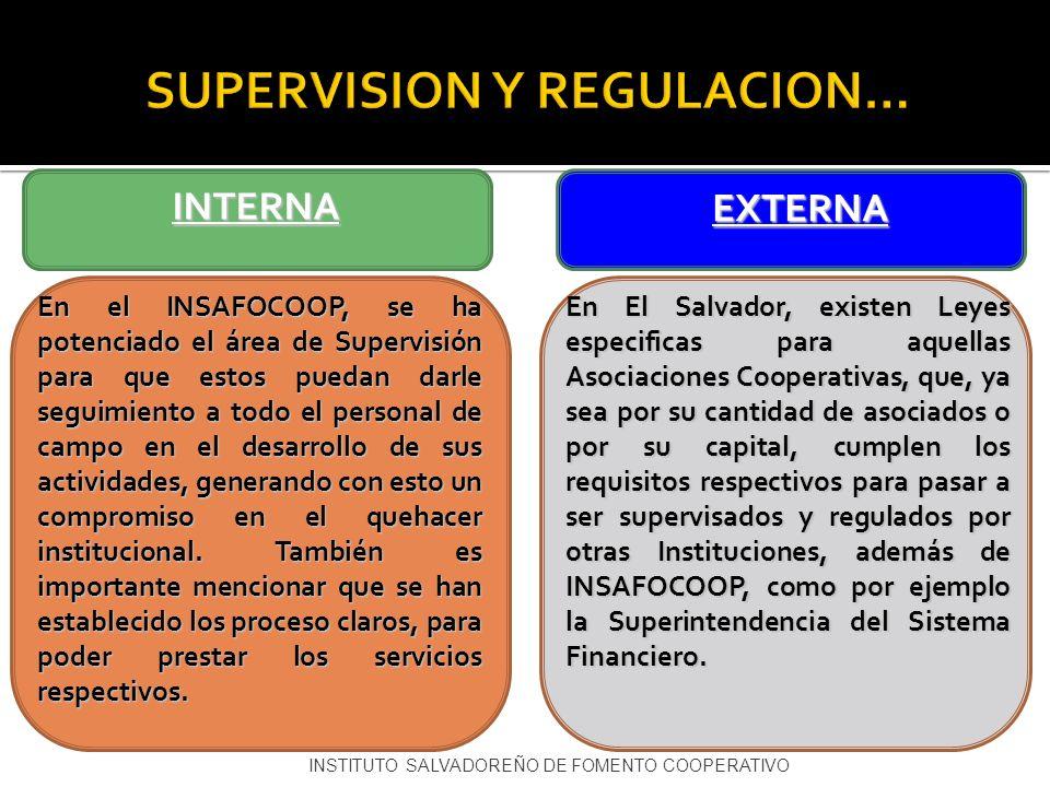 SUPERVISION Y REGULACION…