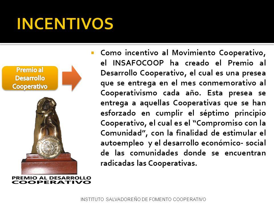 Premio al Desarrollo Cooperativo
