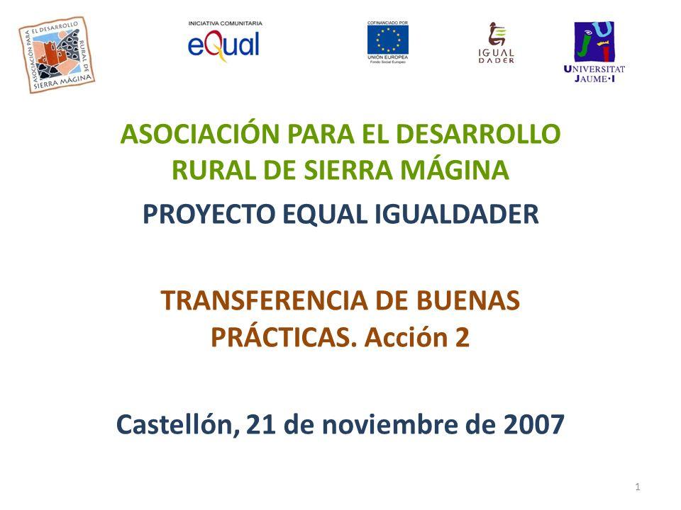 ASOCIACIÓN PARA EL DESARROLLO RURAL DE SIERRA MÁGINA