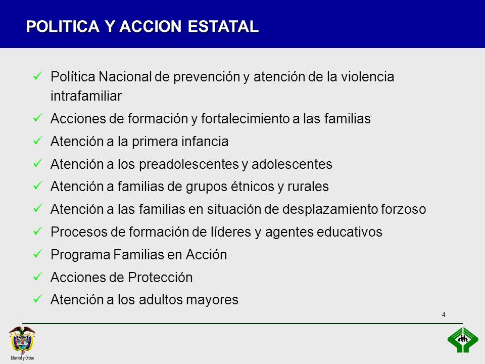 POLITICA Y ACCION ESTATAL