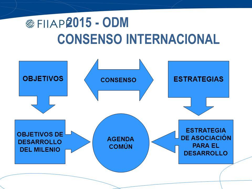2015 - ODM CONSENSO INTERNACIONAL