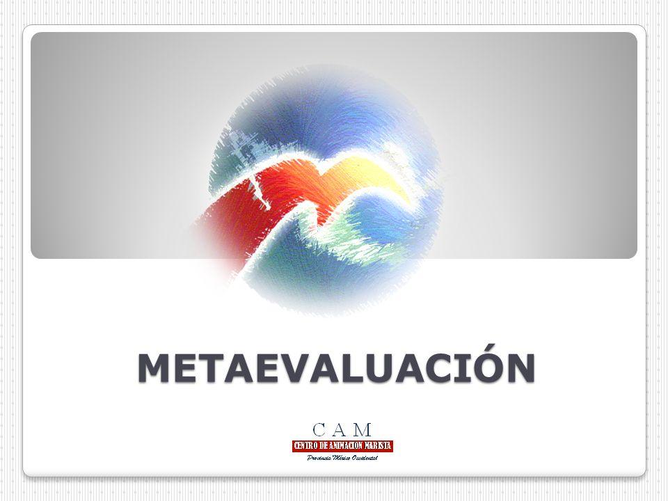METAEVALUACIÓN