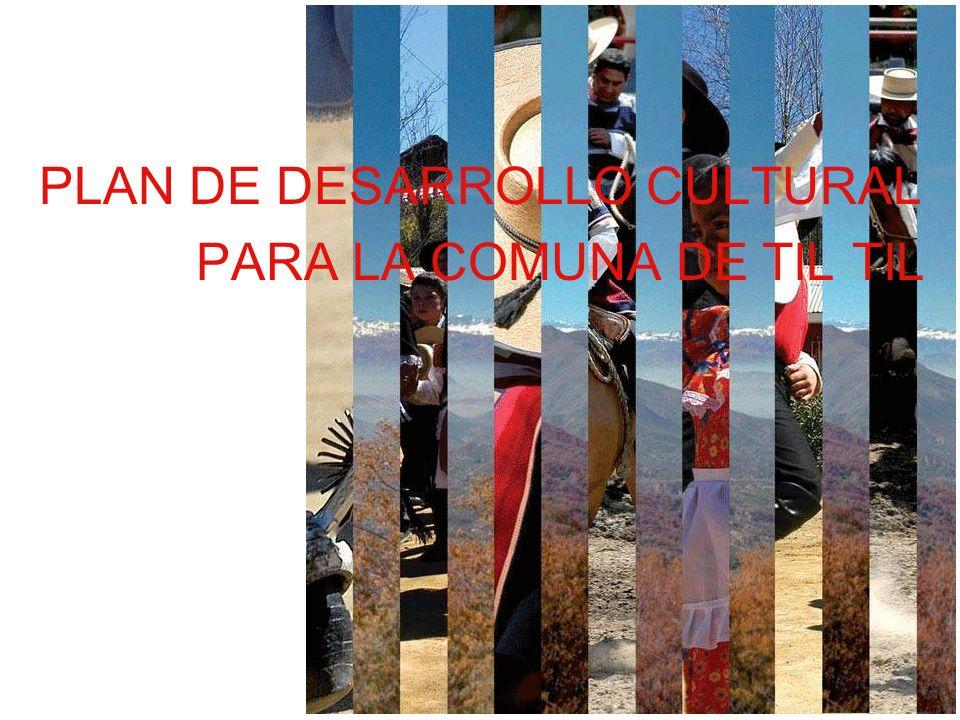 PLAN DE DESARROLLO CULTURAL
