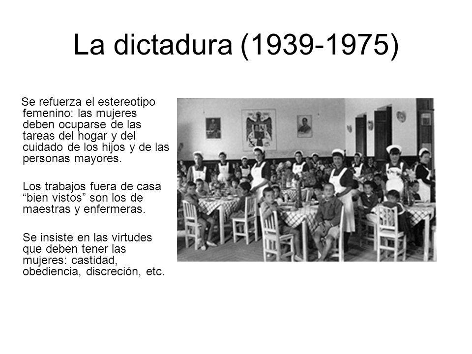 La dictadura (1939-1975)