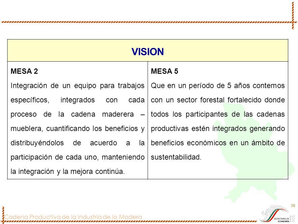 VISION MESA 2.