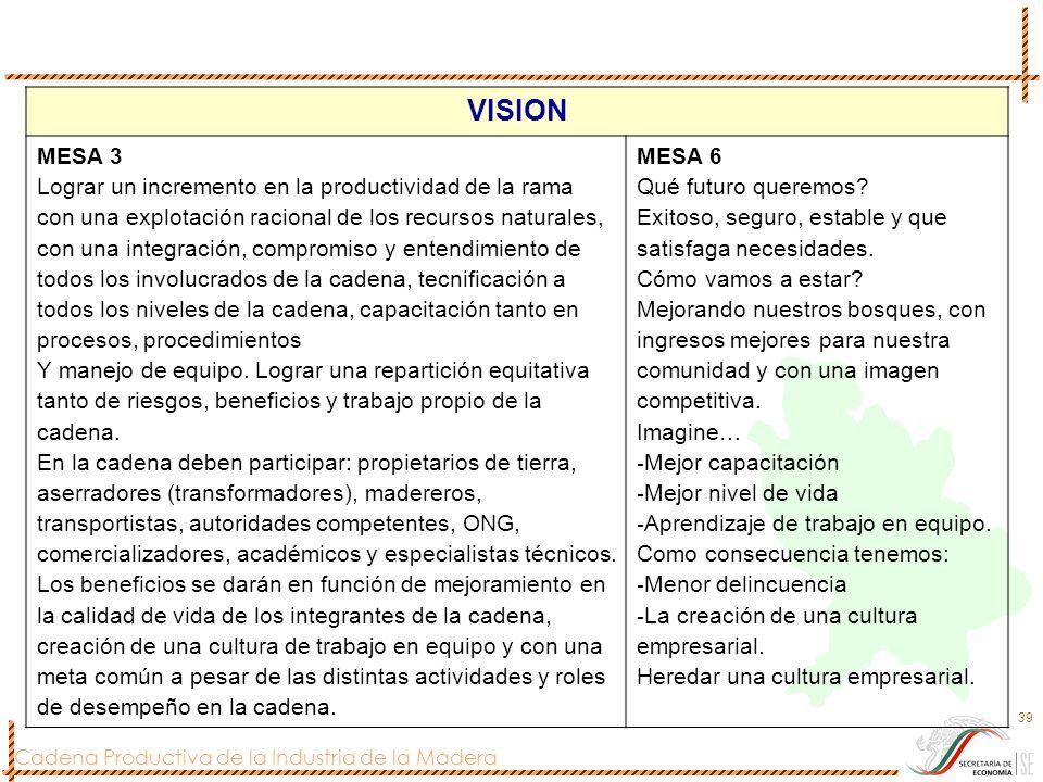 VISION MESA 3.