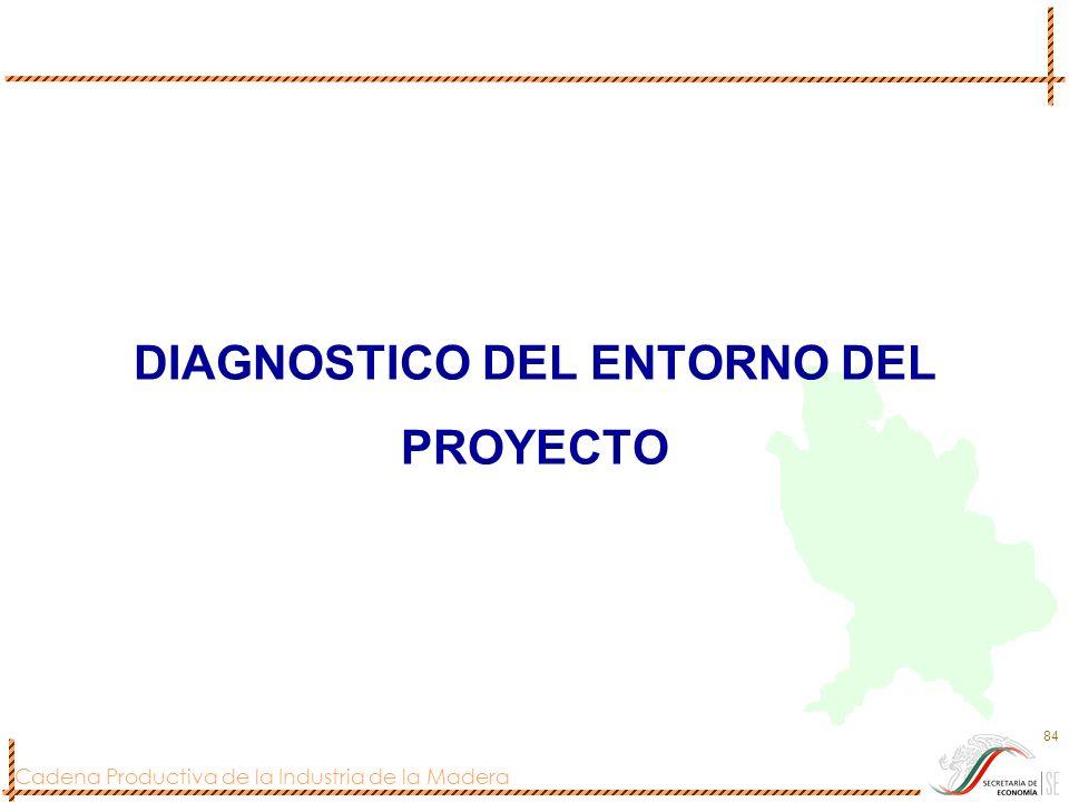 DIAGNOSTICO DEL ENTORNO DEL PROYECTO