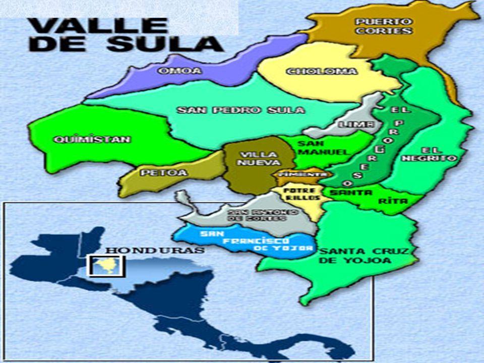 El Valle de Sula