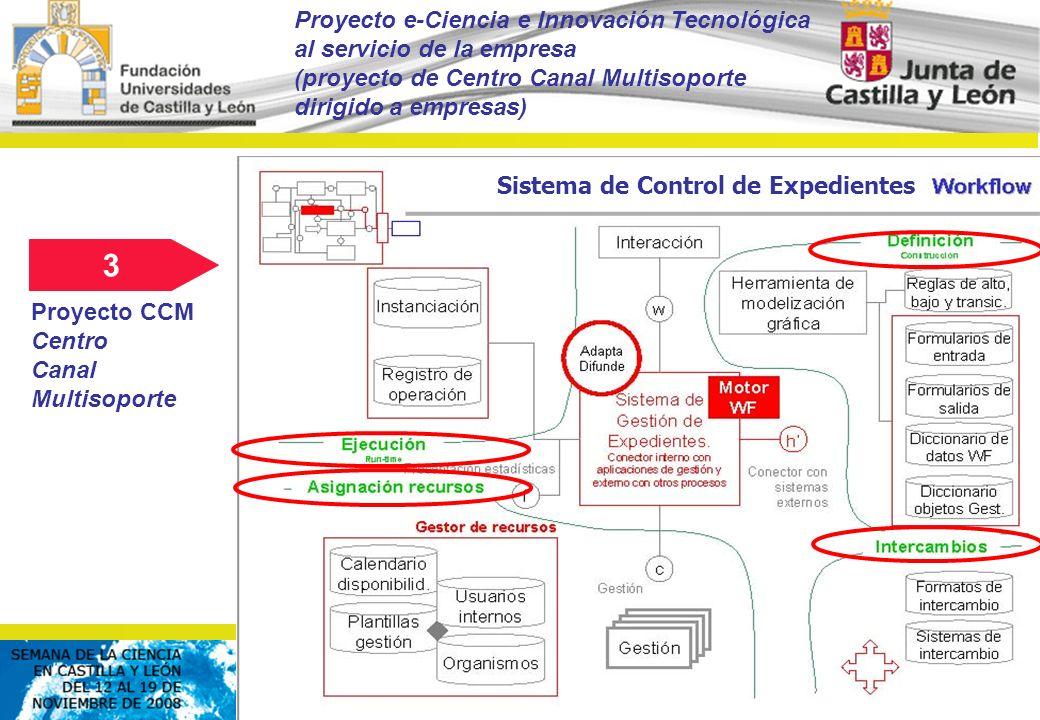 Sistema de Control de Expedientes