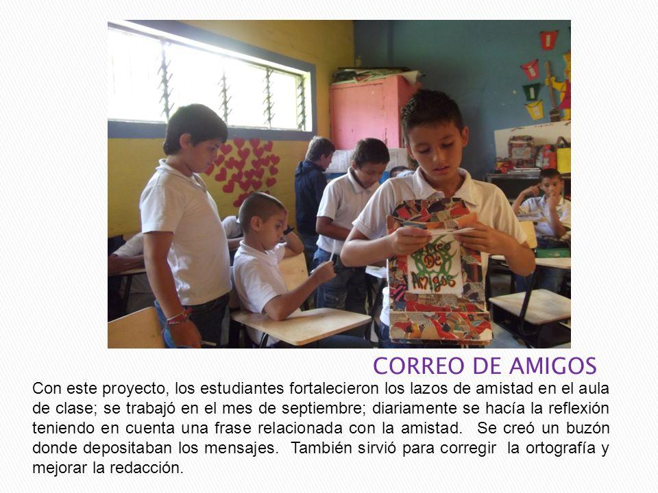 CORREO DE AMIGOS
