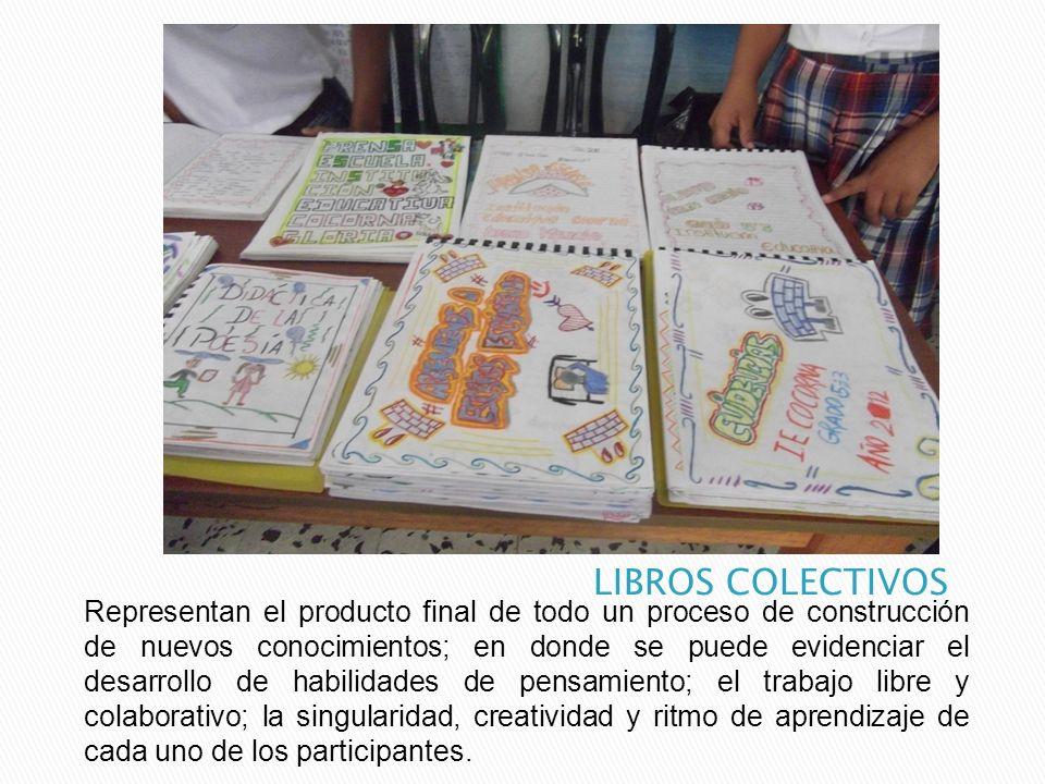 LIBROS COLECTIVOS