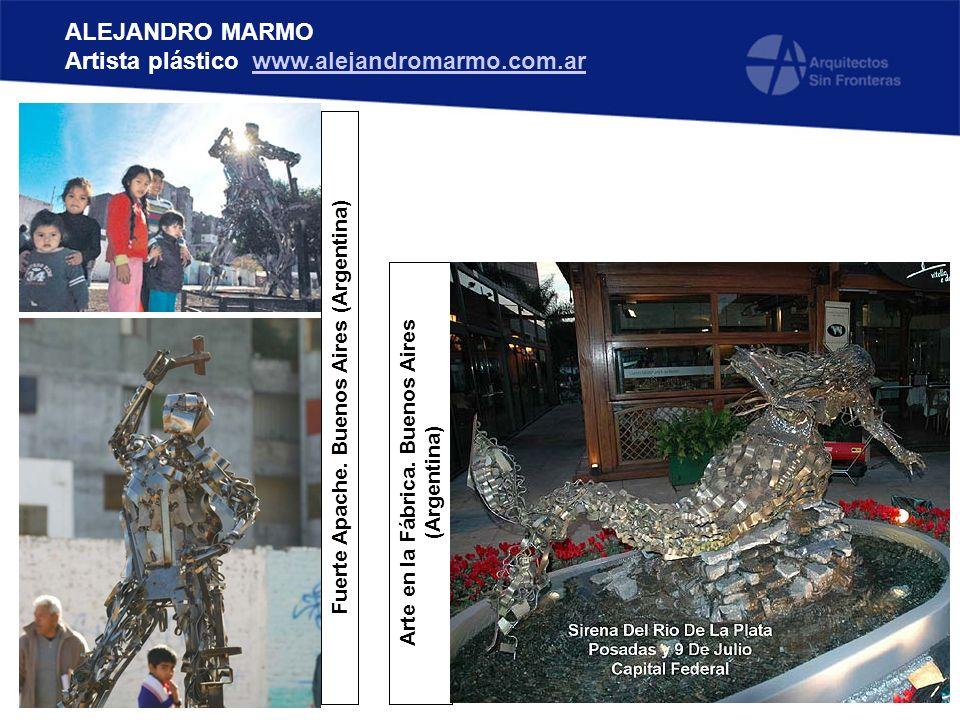Artista plástico www.alejandromarmo.com.ar
