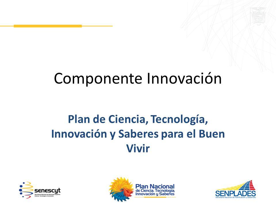 Componente Innovación