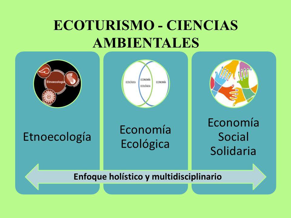 ECOTURISMO - CIENCIAS AMBIENTALES