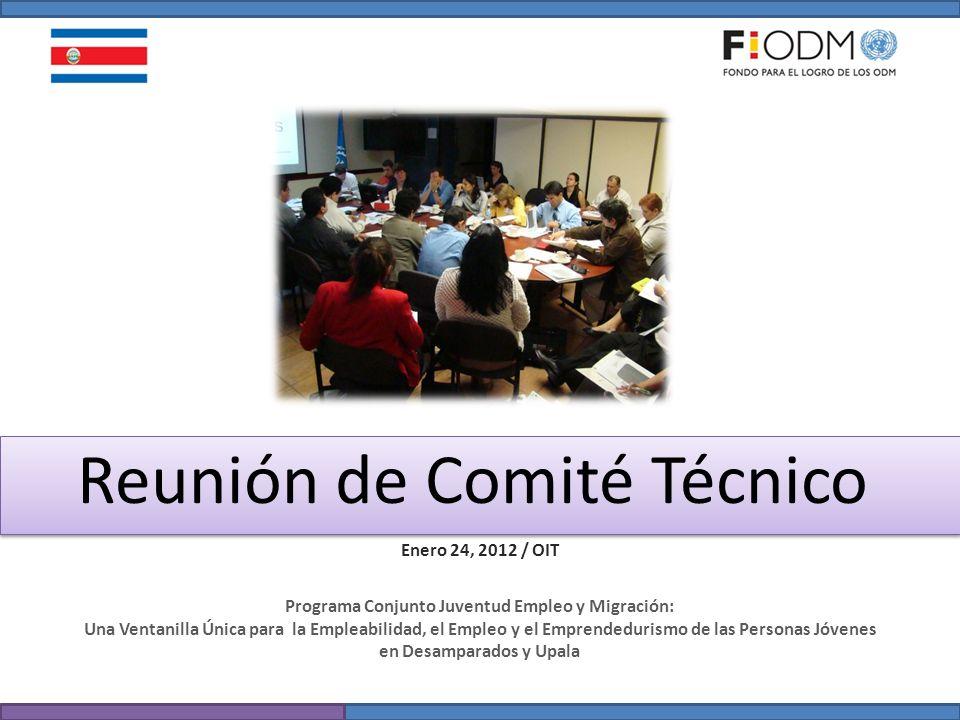 Reunión de Comité Técnico