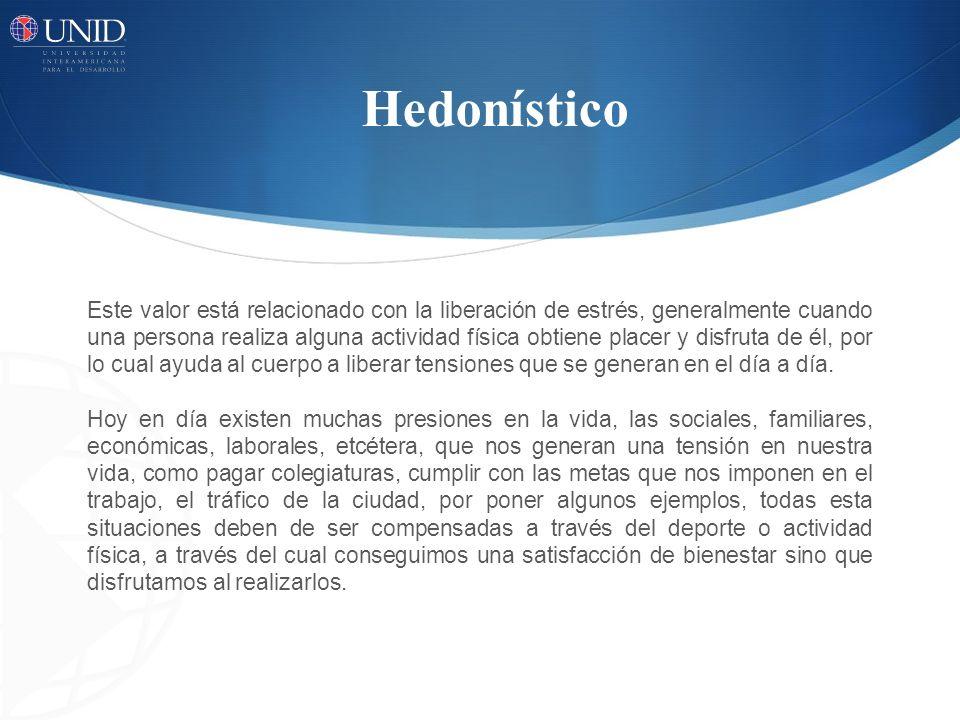 Hedonístico