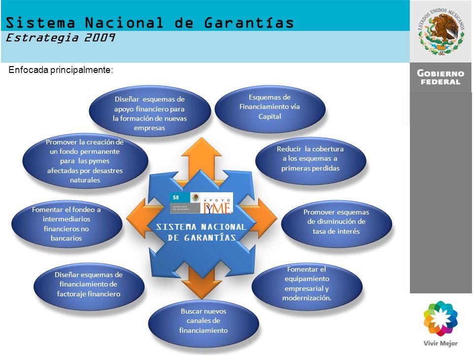 SISTEMA NACIONAL DE GARANTÍAS