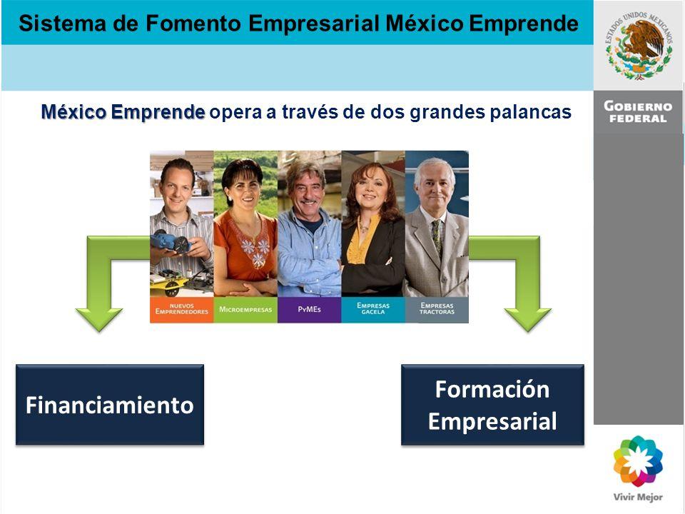 Financiamiento Formación Empresarial