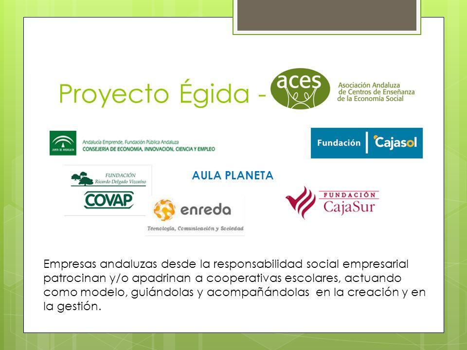 Proyecto Égida - AULA PLANETA
