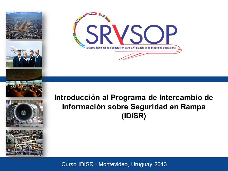 Curso IDISR - Montevideo, Uruguay 2013