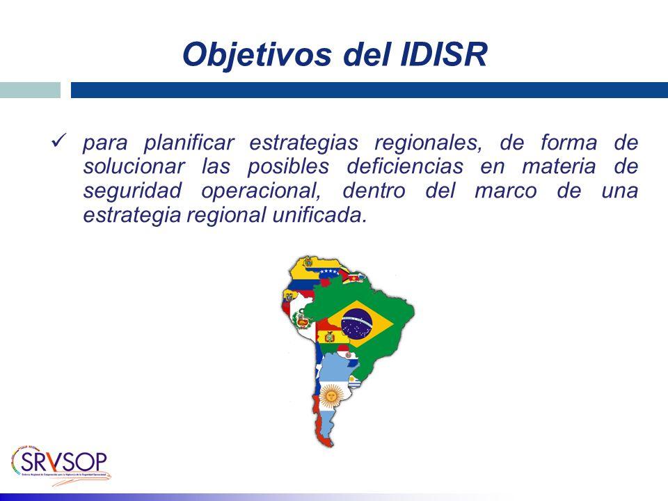 Objetivos del IDISR