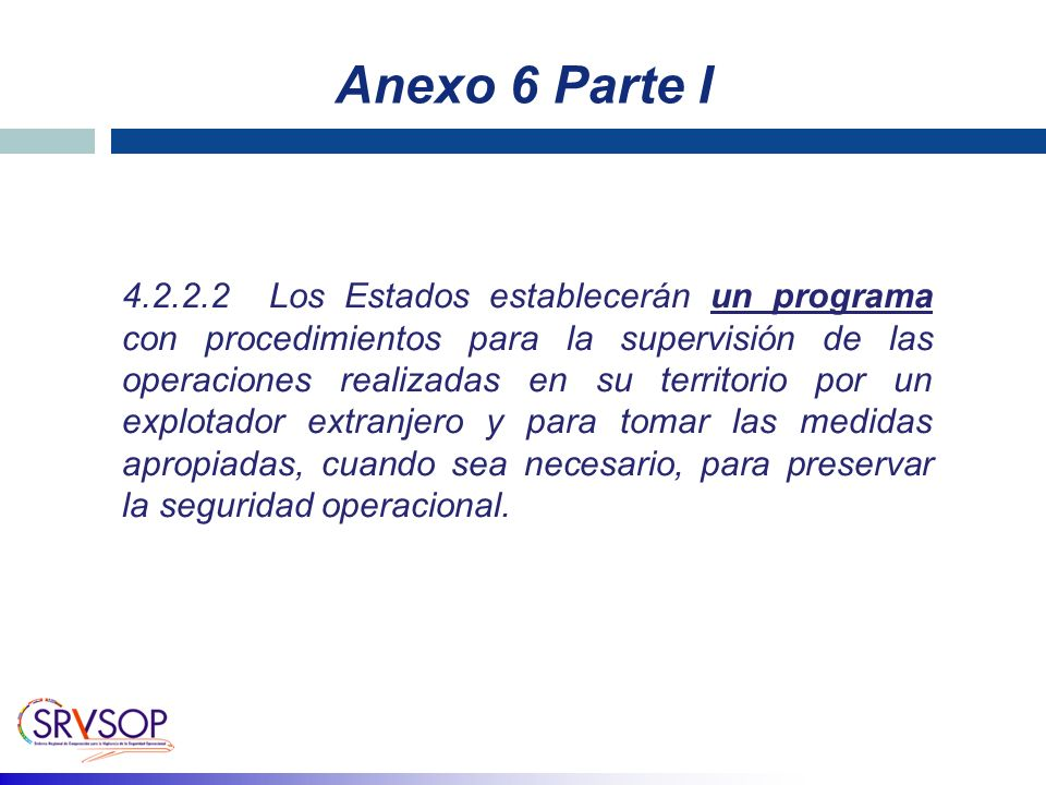 Anexo 6 Parte I