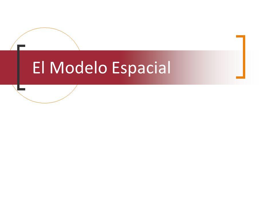 El Modelo Espacial