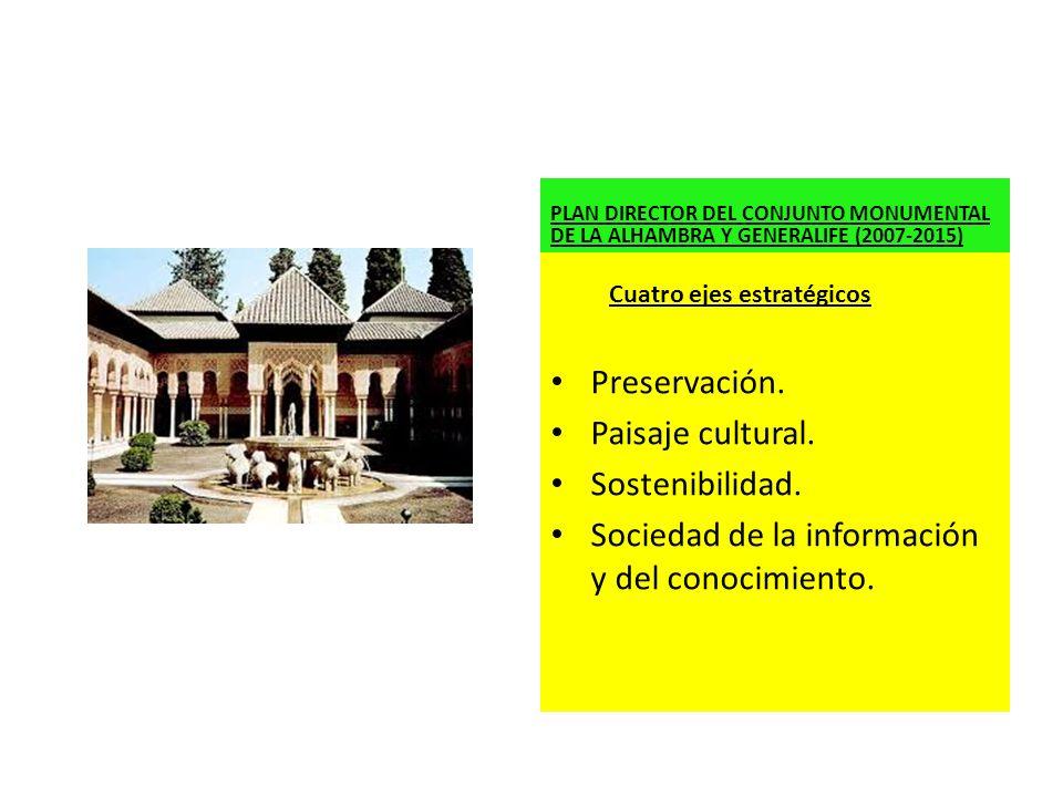 Sociedad de la información y del conocimiento.