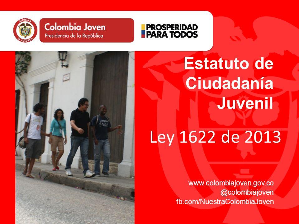 Estatuto de Ciudadanía Juvenil