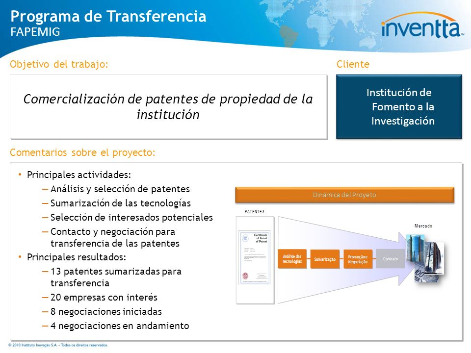 Programa de Transferencia