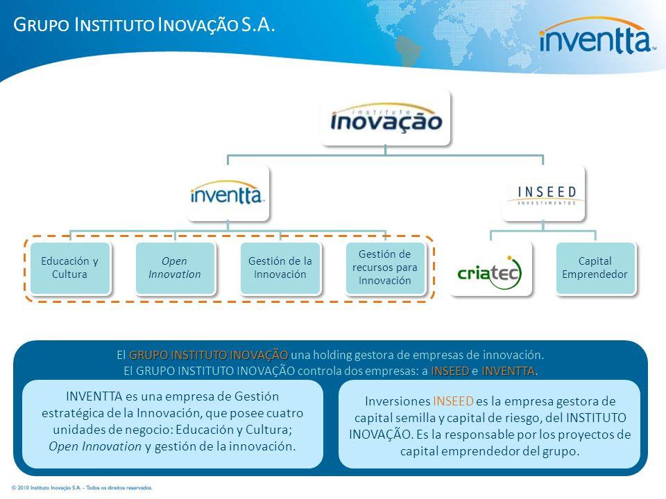 Grupo Instituto Inovação S.A.
