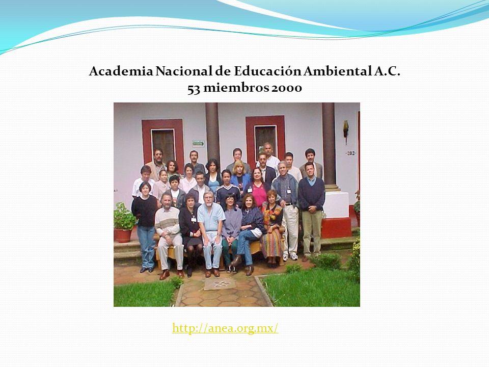 Academia Nacional de Educación Ambiental A.C.