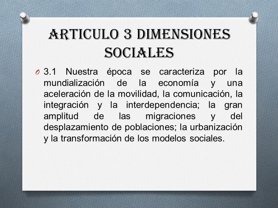 Articulo 3 Dimensiones Sociales