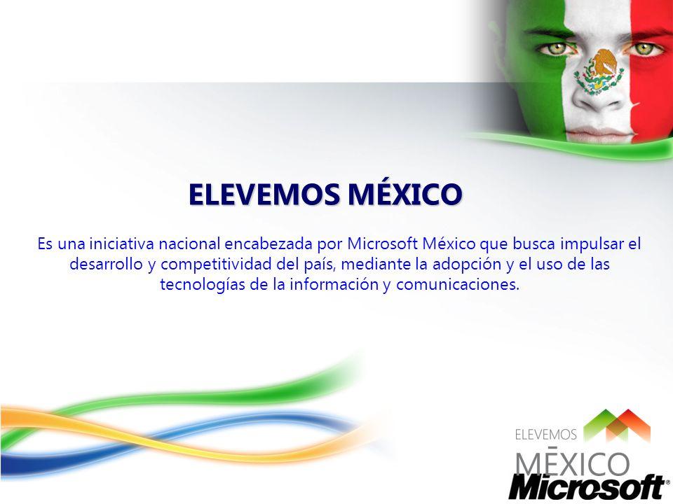 ELEVEMOS MÉXICO