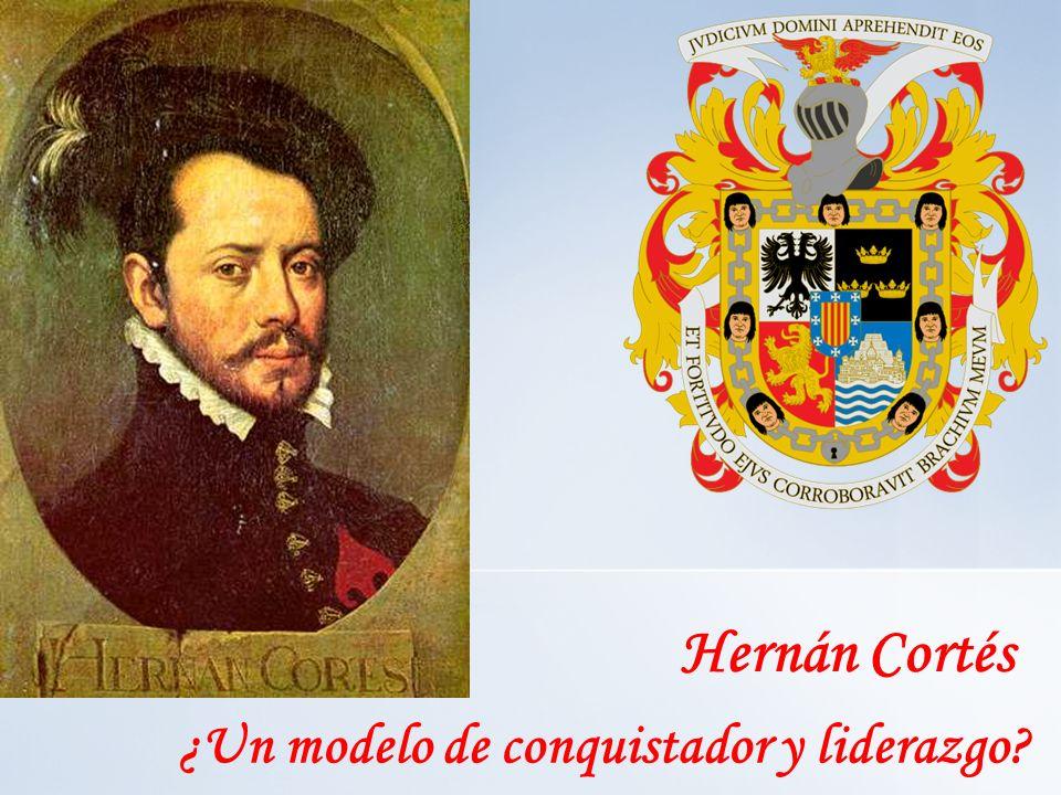 ¿Un modelo de conquistador y liderazgo