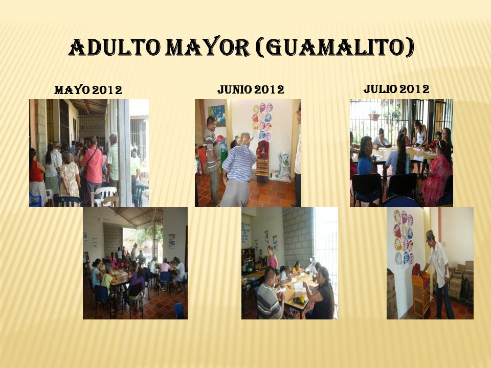 ADULTO MAYOR (Guamalito)