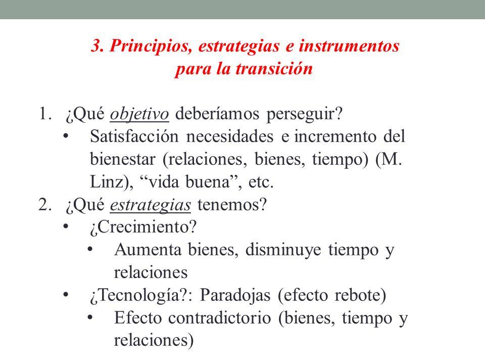 3. Principios, estrategias e instrumentos