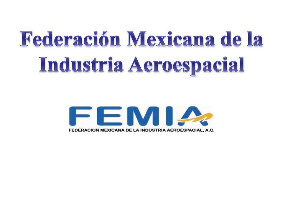 Federación Mexicana de la Industria Aeroespacial