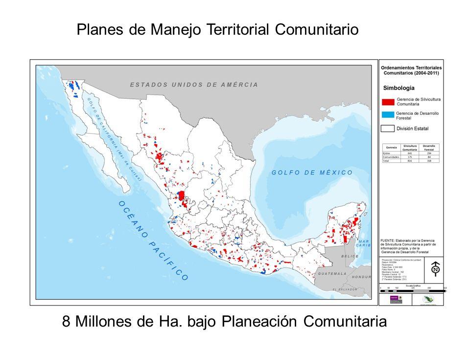 Planes de Manejo Territorial Comunitario